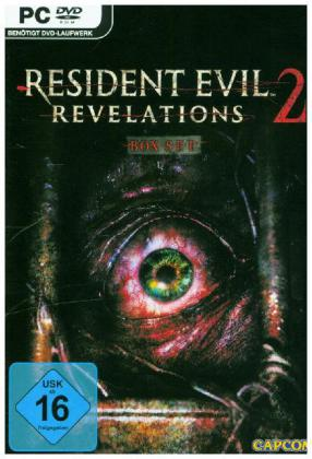 Resident Evil Revelations 2, 1 DVD-ROM | Dodax.at