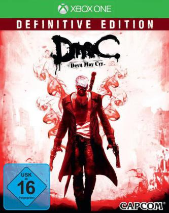 DmC: Devil May Cry (Definitive Edition) - Xbox One | Dodax.ch