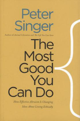 The Most Good You Can Do | Dodax.at