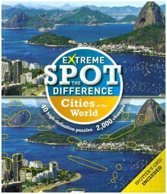 Extreme Spot the Difference: Cities of the World | Dodax.co.uk