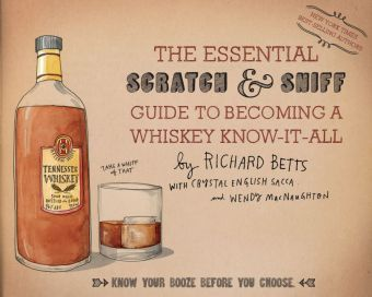 The Essential Scratch & Sniff Guide to Becoming a Whiskey Know-It-All | Dodax.ch