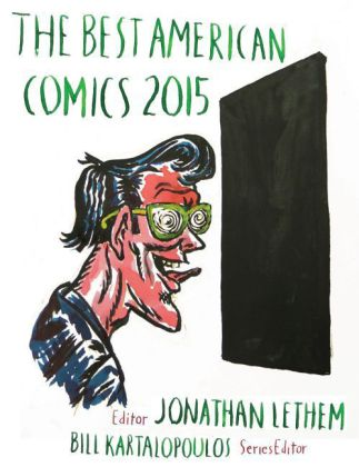 The Best American Comics 2015 | Dodax.pl