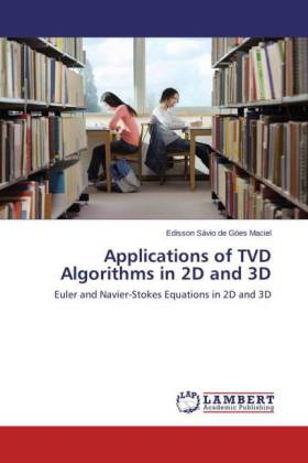 Applications of TVD Algorithms in 2D and 3D | Dodax.ch