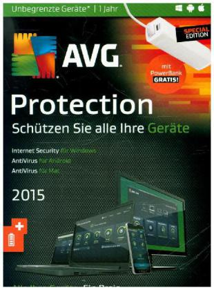 AVG Protection 2015 Special Edition, 1 DVD-ROM | Dodax.at
