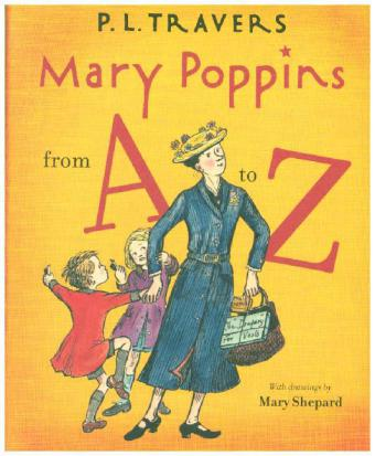 Mary Poppins from A to Z   Dodax.com
