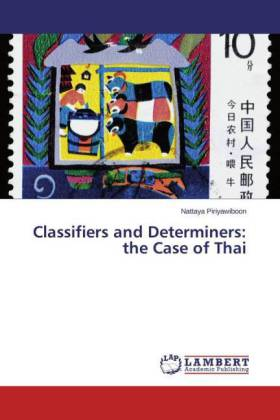 Classifiers and Determiners: the Case of Thai | Dodax.at