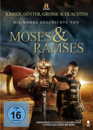 Moses & Ramses, 1 DVD | Dodax.ch