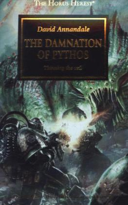 Horus Heresy - The Damnation of Pythos | Dodax.ch