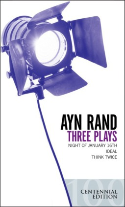 Three Plays | Dodax.de