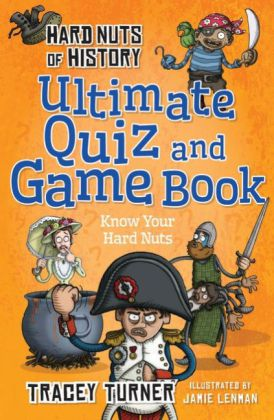 Hard Nuts of History - Ultimate Quiz and Game Book | Dodax.de