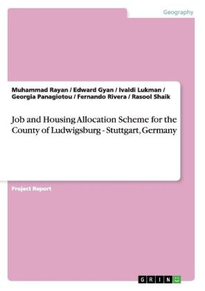 Job and Housing Allocation Scheme for the County of Ludwigsburg - Stuttgart, Germany | Dodax.ch