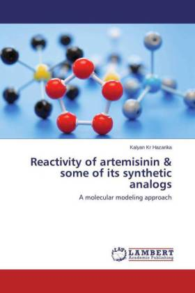 Reactivity of artemisinin & some of its synthetic analogs | Dodax.de