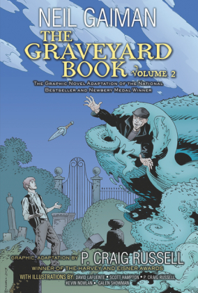 The Graveyard Book. Vol.2 | Dodax.co.uk