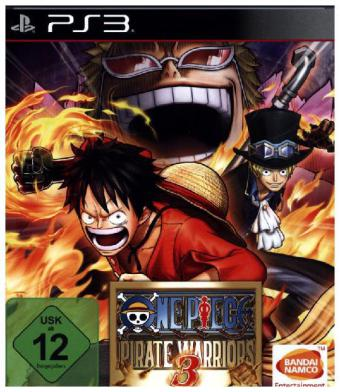 One Piece Pirate Warriors 3 German Edition - PS3 | Dodax.de
