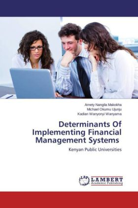 Determinants Of Implementing Financial Management Systems | Dodax.es