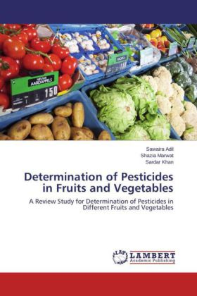 Determination of Pesticides in Fruits and Vegetables | Dodax.de