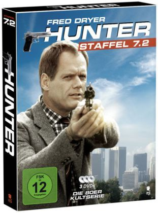Hunter: Gnadenlose Jagd - Staffel 7.2, 3 DVDs. Staffel.7.2 | Dodax.ch
