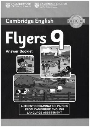 Flyers 9, Answer Booklet | Dodax.ch