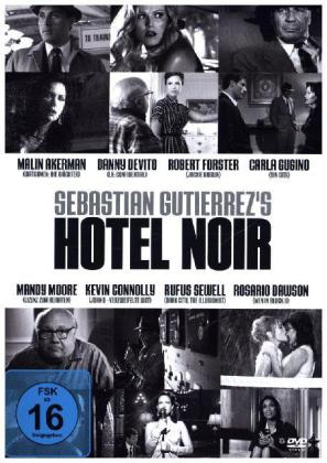 Hotel Noir, 1 DVD | Dodax.at