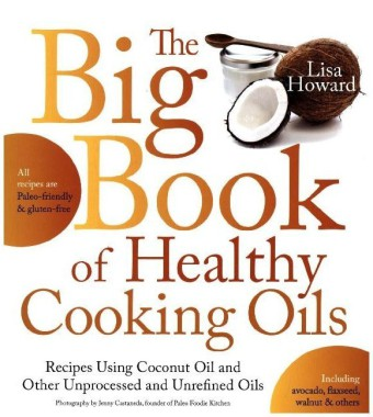 The Big Book of Healthy Cooking Oils | Dodax.at