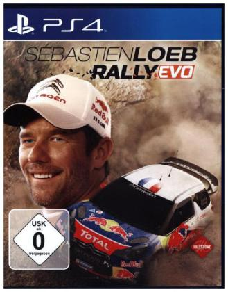Sébastien Loeb Rally Evo - PS4 | Dodax.co.jp