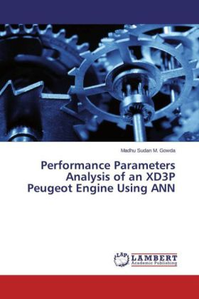 Performance Parameters Analysis of an XD3P Peugeot Engine Using ANN | Dodax.at