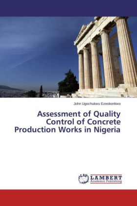 Assessment of Quality Control of Concrete Production Works in Nigeria | Dodax.de