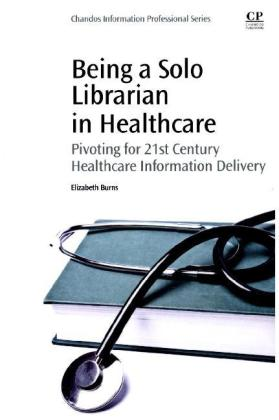 Being a Solo Librarian in Healthcare | Dodax.ch