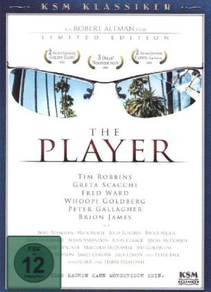 The Player, 1 DVD (Limited Edition) | Dodax.at