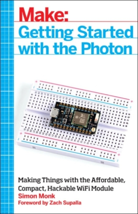 Make: Getting Started with the Photon | Dodax.co.uk