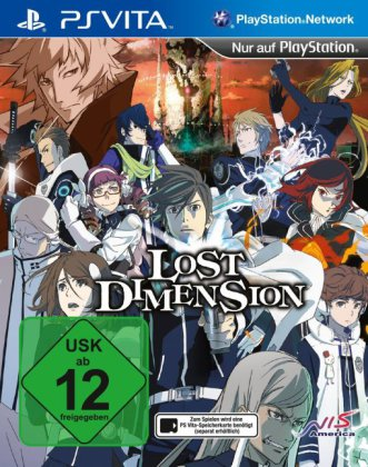 Lost Dimension - PS Vita | Dodax.at