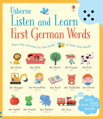 Listen and Learn First German Words | Dodax.at