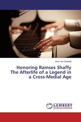 Honoring Ramses Shaffy The Afterlife of a Legend in a Cross-Medial Age | Dodax.de