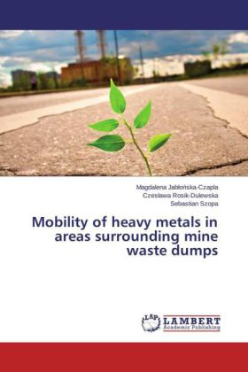 Mobility of heavy metals in areas surrounding mine waste dumps | Dodax.ch