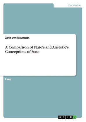 A Comparison of Plato's and Aristotle's Conceptions of State | Dodax.pl