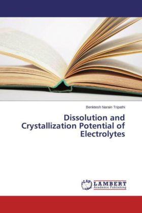 Dissolution and Crystallization Potential of Electrolytes | Dodax.pl