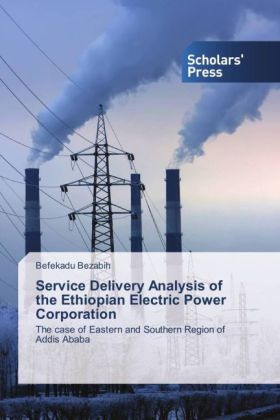 Service Delivery Analysis of the Ethiopian Electric Power Corporation   Dodax.de