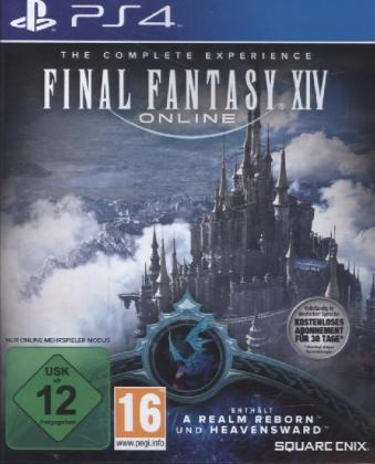 Final Fantasy XIV Online: The Complete Experience German Edition - PS4 | Dodax.co.uk