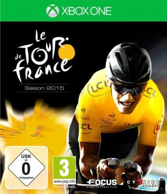 Le Tour de France Saison 2015 - Xbox One | Dodax.ch