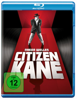 Citizen Kane, 1 Blu-ray (Ultimate Collector's Edition) | Dodax.nl