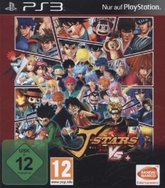 J-Stars Victory VS+ German Edition - PS3 | Dodax.ch