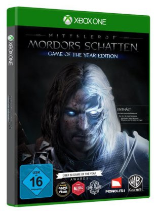 Mittelerde Mordors Schatten (Game of the Year Edition) - Xbox One | Dodax.ch