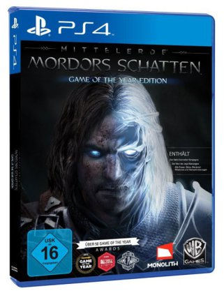 Mittelerde Mordors Schatten (Game of the Year Edition) - PS4 | Dodax.at