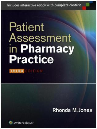 Patient Assessment in Pharmacy Practice | Dodax.ch