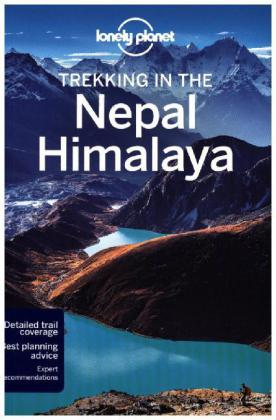 Lonely Planet Trekking in the Nepal Himalaya | Dodax.com
