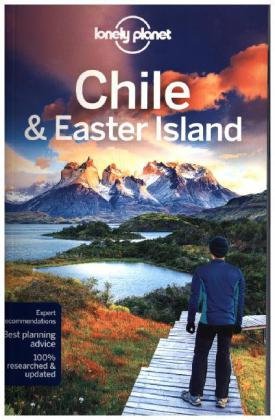 Lonely Planet Chile & Easter Island Guide | Dodax.ch