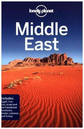 Lonely Planet Middle East Guide | Dodax.at