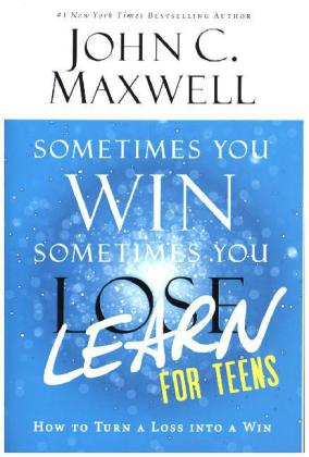 Sometimes You Win - Sometimes You Learn for Teens | Dodax.com