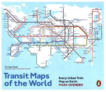 Transit Maps of the World | Dodax.at