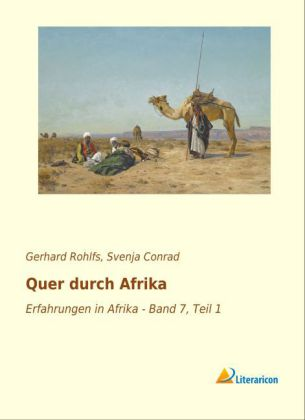 Quer durch Afrika | Dodax.at